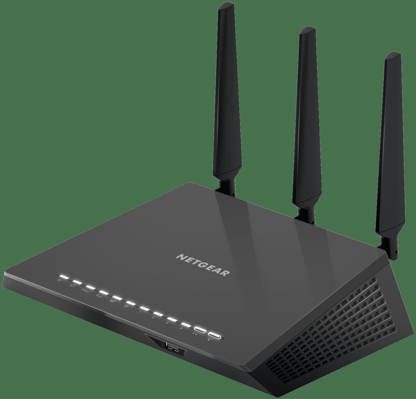 NETGEAR Nighthawk AC2600 Smart WiFi Router (R7450)