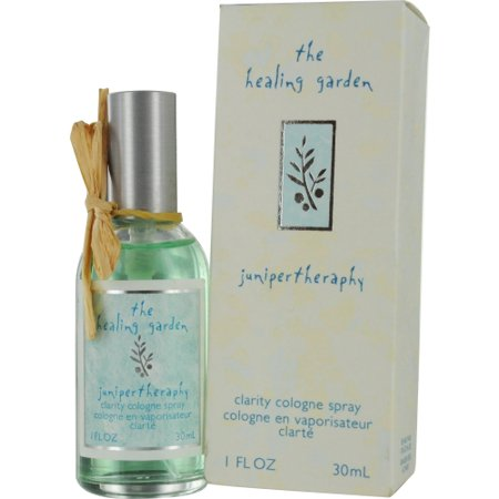 PDC Brands The Healing Garden Juniper Theraphy Clarity Cologne Spray, 1 - Healing Garden Passionate Rose