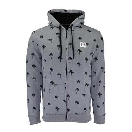 Dc Mens Sweatshirt (DC Men's Sherpa Full Zip)