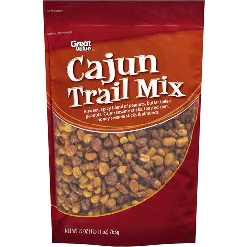 Great Value Cajun Trail Mix, 27 oz