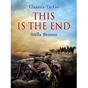This Is the End - eBook
