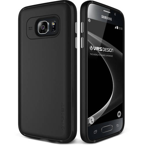 Verus Single Fit Slim Non-Slip Protective Shockproof Case for Samsung Galaxy S7