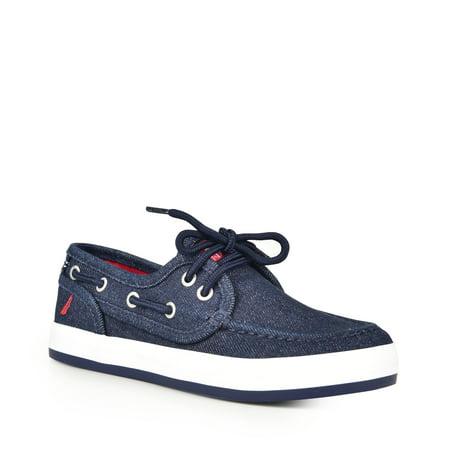Nautica Kids' Spinnaker Shoe covid 19 (Keds Childrens Shoes coronavirus)