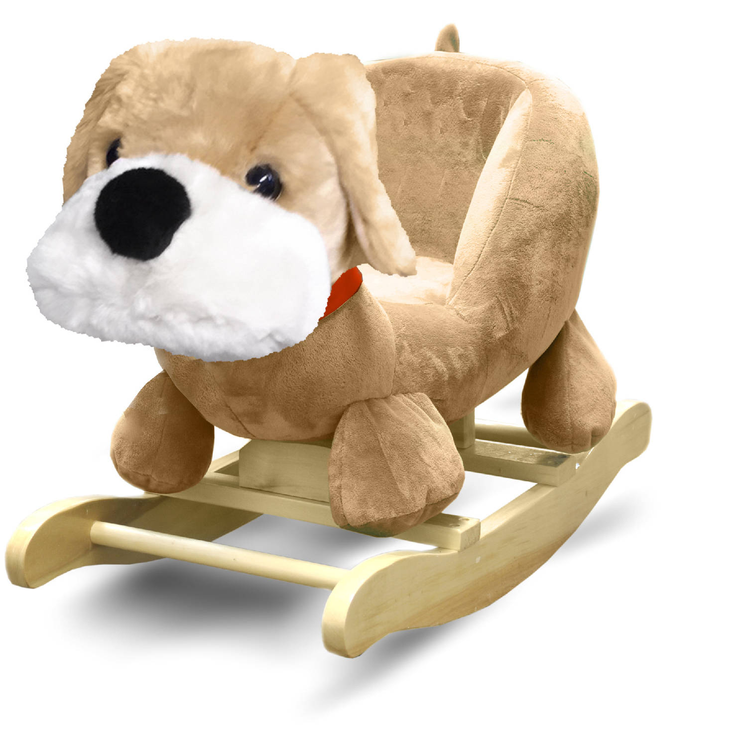 Jump and Dream Dog Rocking Chair