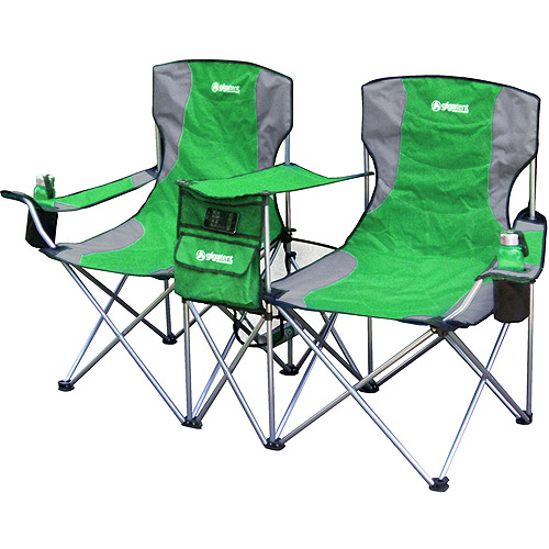 GigaTent Side-By-Side Chair, Green