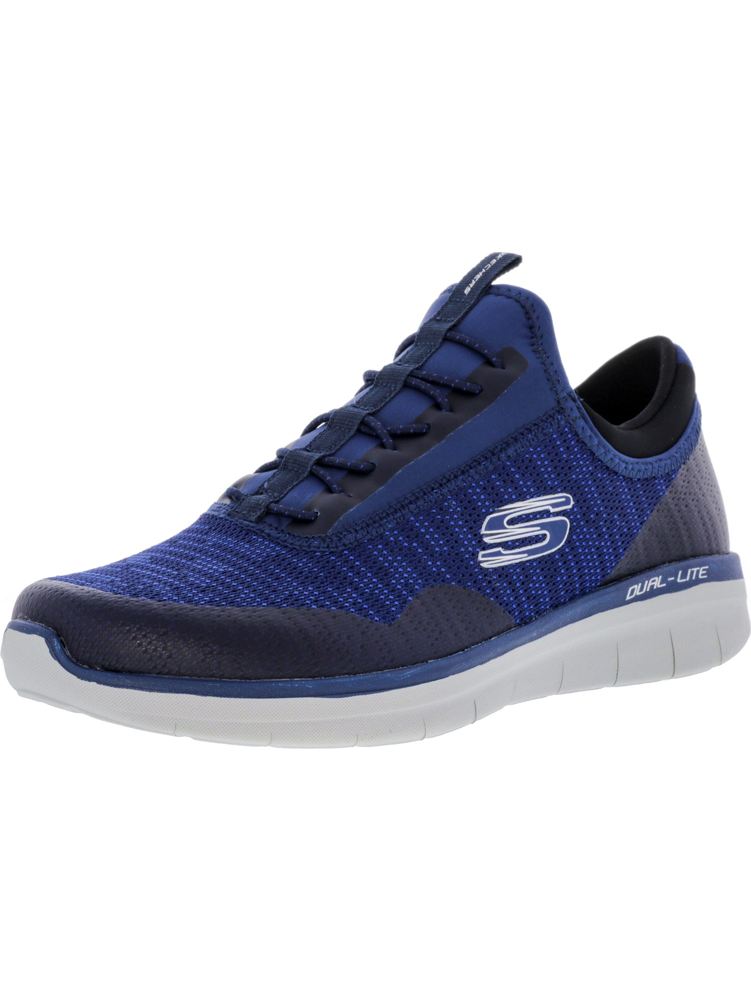 Skechers Men's Synergy 2.0 - Turris Navy / Blue Ankle-High Training Shoes 8.5M