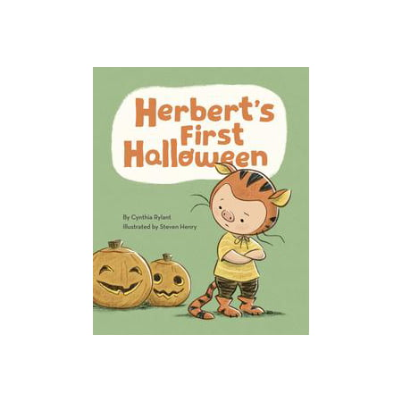 Herbert's First Halloween - eBook - Halloween Classroom Party Ideas First Grade
