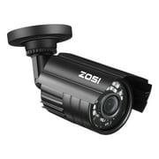 ZOSI 1080P HD 1920TVL Hybrid 4-in-1 TVI/CVI/AHD/960H CVBS CCTV Camera 24PCS IR-LEDs Security Day/Night Weatherproof Bullet Surveillance Cameras For HD-TVI, AHD, CVI, and CVBS/960H analog DVR