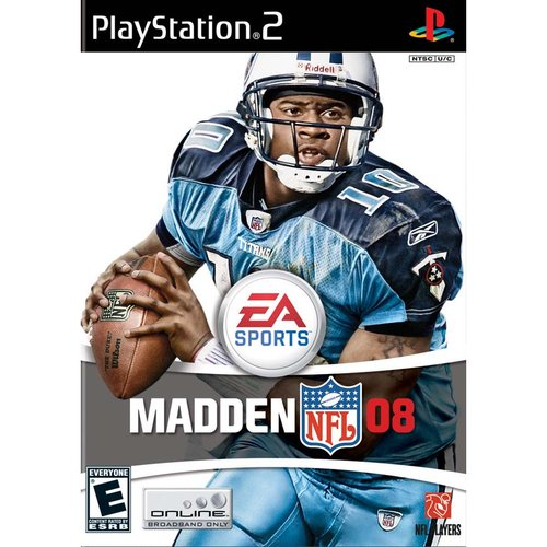 Electronic Arts: Ps2 - Madden NFL 08