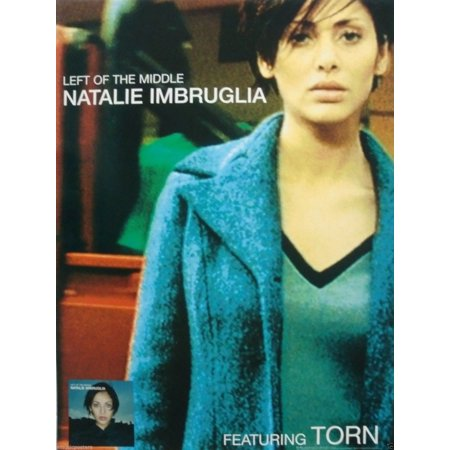 Natalie Imbruglia Left Of The Middle Poster
