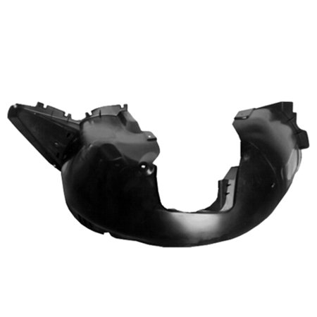 VW1248137 Driver Side Front Fender Liner for 2016-2018 Volkswagen Passat
