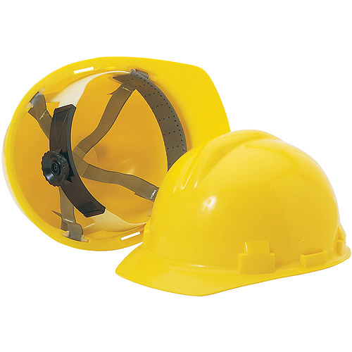 Honeywell RWS-52001 Yellow Hard Hat by Honeywell Safety Products USA