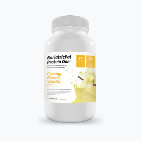 BariatricPal Protein One MultiVitamin & Meal Replacement - Creamy French