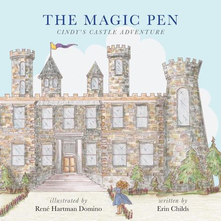 The Magic Pen : Cindy's Castle Adventure Organic Pure Castile Magic