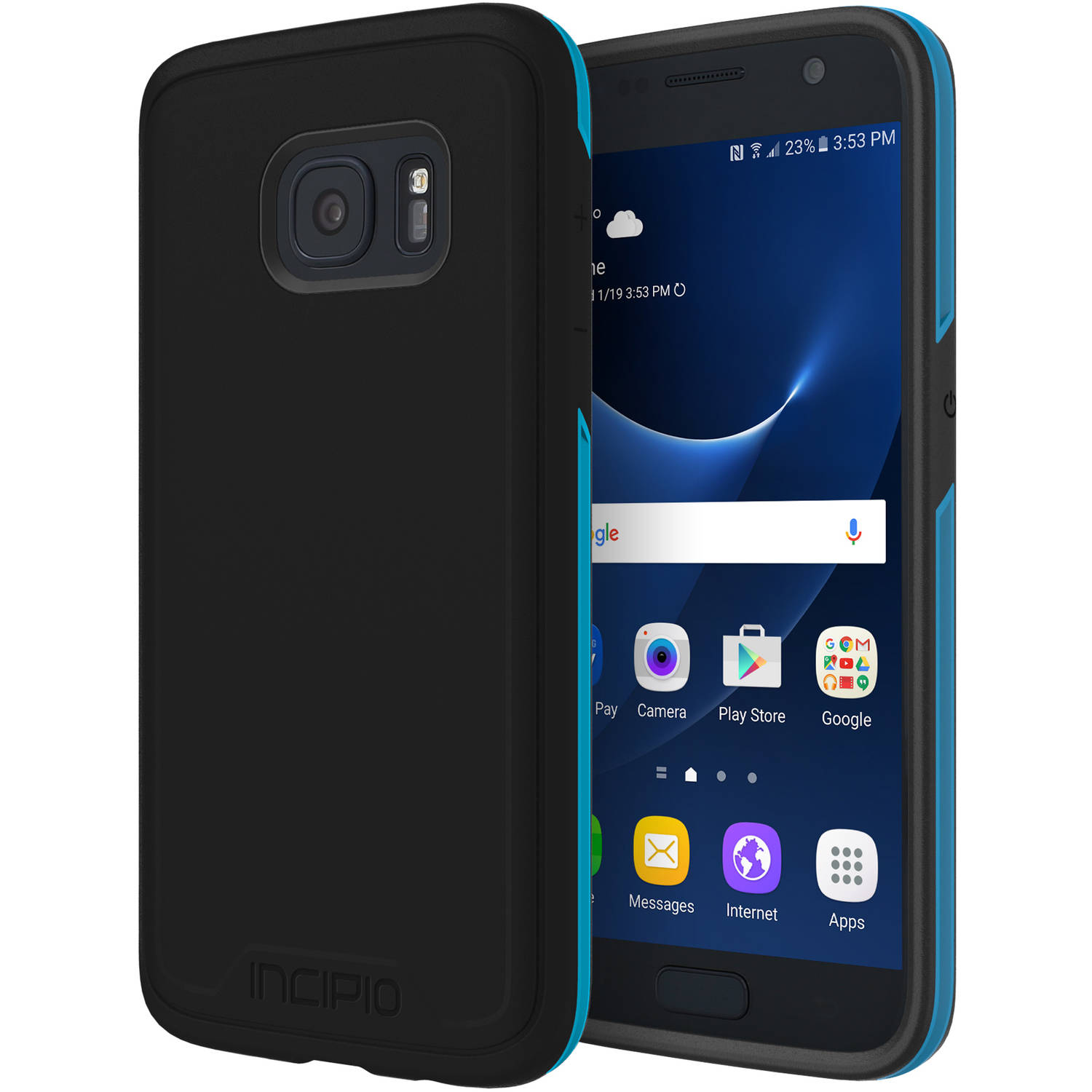 Incipio Performance Series Level 3 for Samsung Galaxy S7