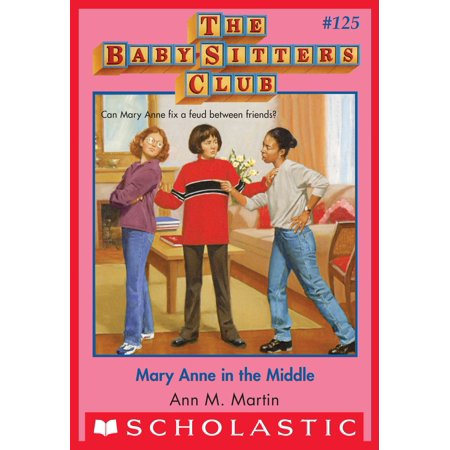 Mary Anne in the Middle (The Baby-Sitters Club #125) - eBook](Anne Geddes Halloween Babies)