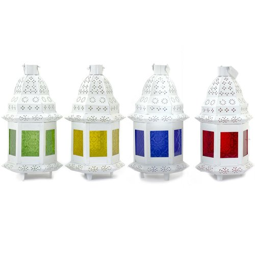 ESSENTIAL D COR & BEYOND, INC Metal Lantern