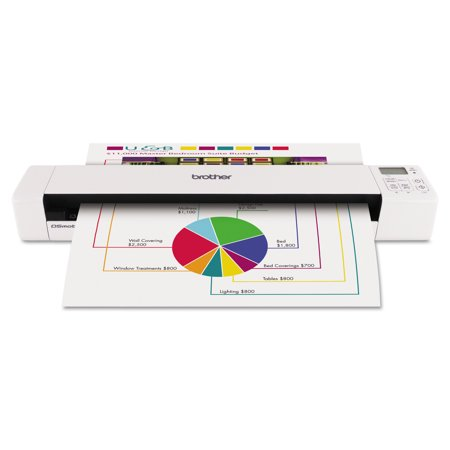 Brother DS820W Wireless Mobile Color Page Scanner -BRTDS820W Brother Wireless Scanner
