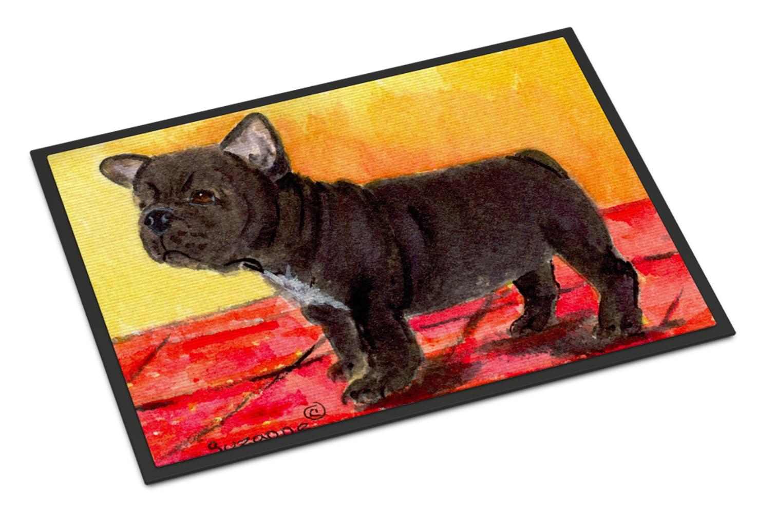 French Bulldog Door Mat Doormat