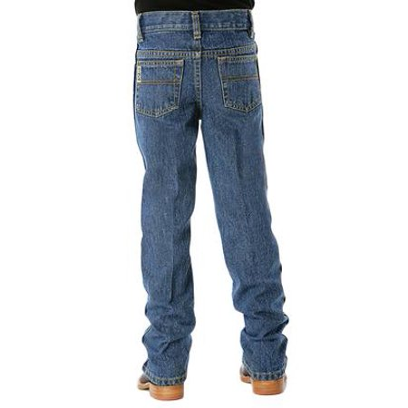 Cinch Boys Toddler Original Fit Adjustable Jean - Medium - Toddler Robin Jeans