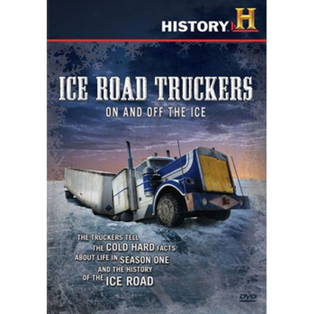 Ice Road Truckers: On & Off The Ice (DVD) (Ice Road Trucking Companies In The Yellowknife Region)
