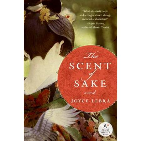 The Scent of Sake - eBook (Blue Sake)