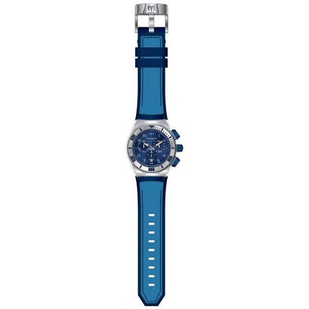 Technomarine TM-115069 Men's Cruise California Blue Dial Interchangeable Strap Chrono Dive Watch