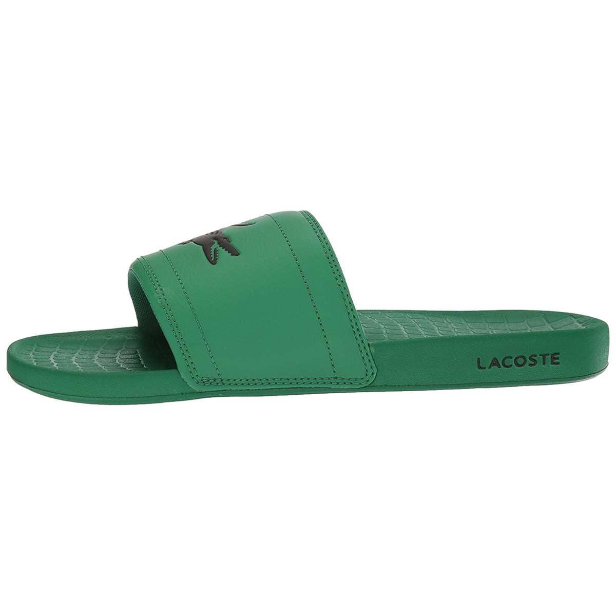 Lacoste Mens FRAISIER 118 1 P Slide Sandal