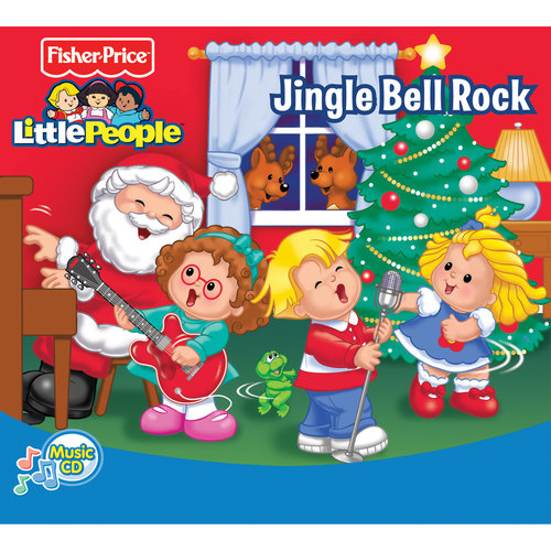 JINGLE BELL ROCK [DIGIPAK]