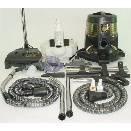 Reconditioned Rainbow E series E2 Canister Bagless Vacuum Cleaner with Aquamate 2 and New GV Tools (Voc Canister)