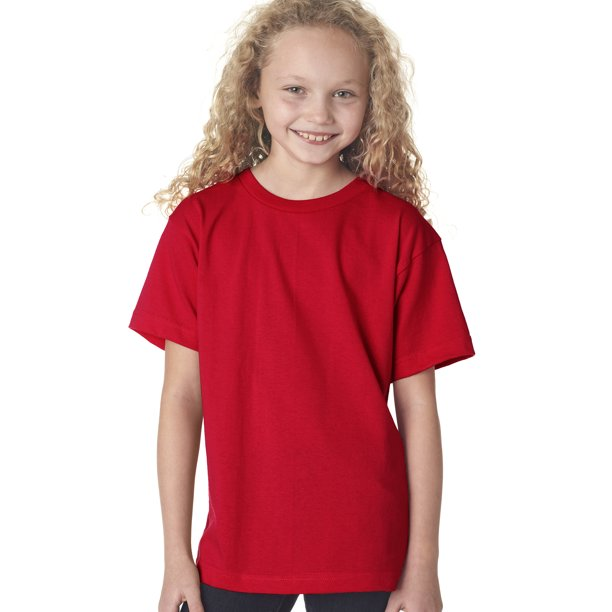 Bayside Youth 6.1 oz., 100 % Cotton T-Shirt - BA4100