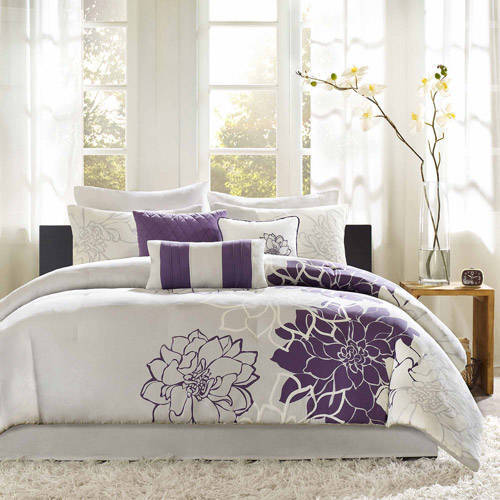 Home Essence Victoria 6-Piece Bedding Comforter Set