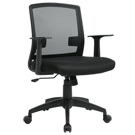 - BestOffice Mesh Office Chair Desk Task Computer Chair W/Nylon Base