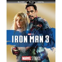 Iron Man 3 (Blu-ray + Digital)