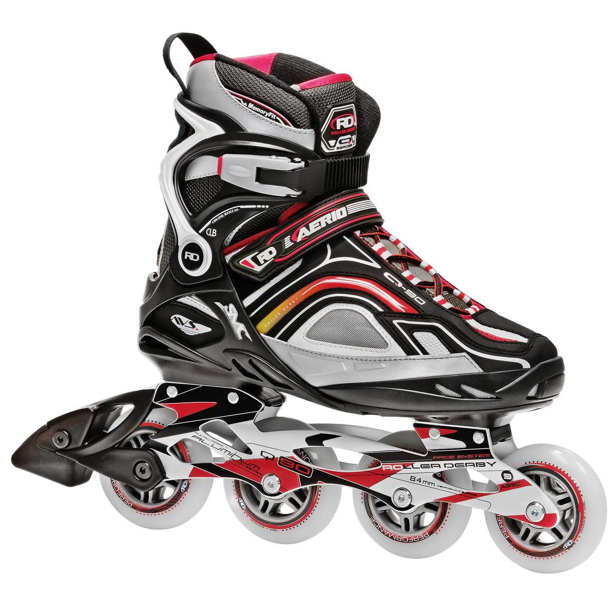 Roller Derby Skate Corp AERIO Q-90 Inline Men's Skates, Black by Roller Derby