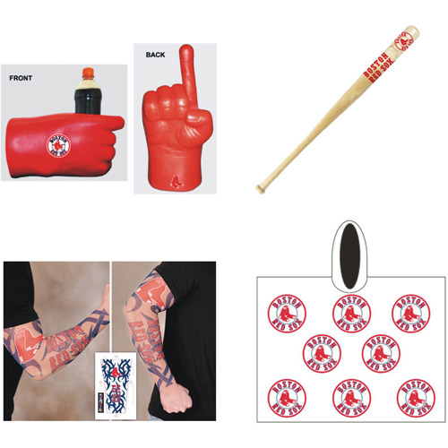 MLB Game Day Fan Pack, Red Sox