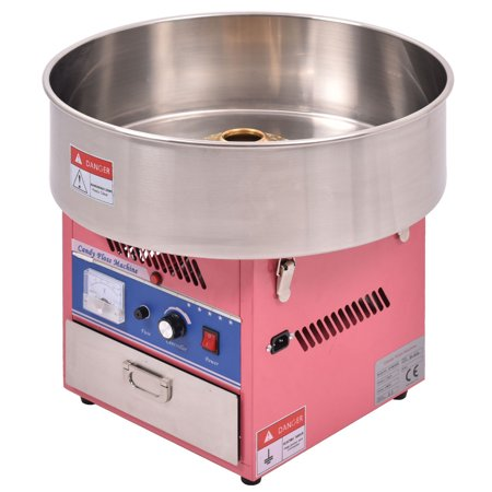 Costway Electric Cotton Candy Machine Floss Maker Commercial