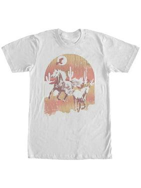 Men's Desert Horse T-Shirt