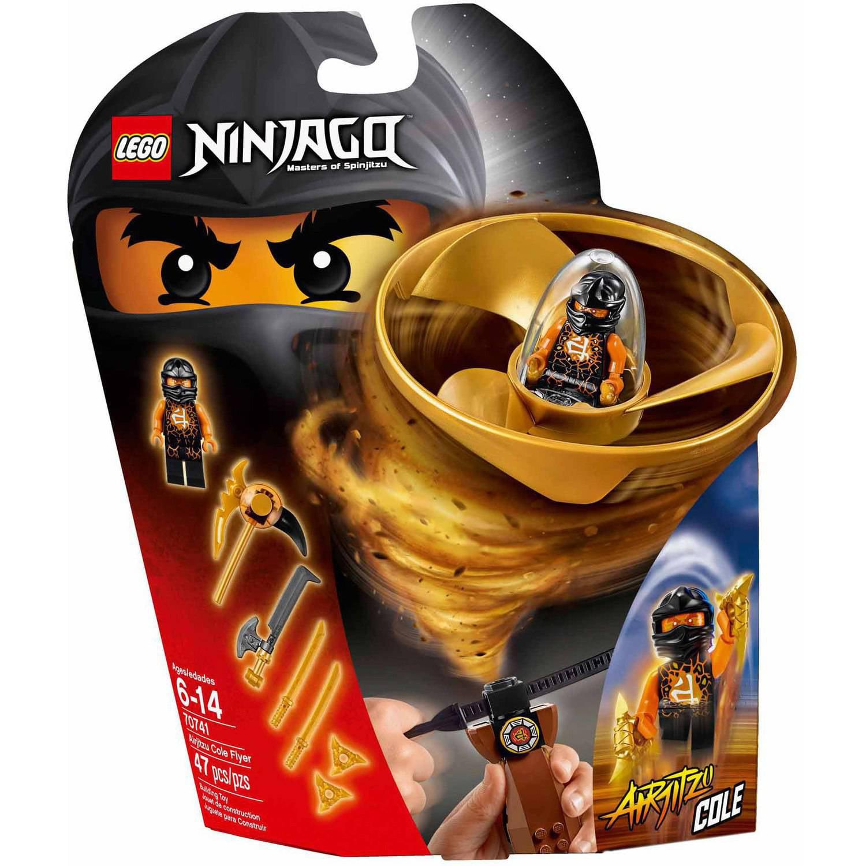 LEGO Ninjago Airjitzu Cole Flyer