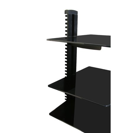 Upc 661799634588 Product Image For Mount It Wall Mounted Av Component Shelving System With 3
