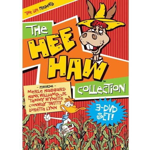 The Hee-Haw Collection (3-Disc DVD Set)