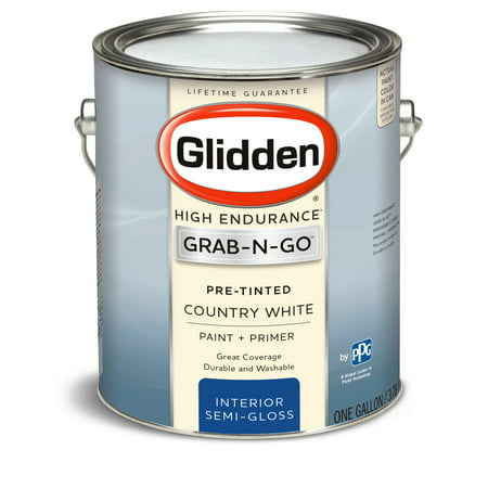 Glidden Pre Mixed Ready To Use, Interior Paint and Primer
