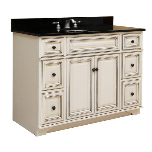 Sunnywood Sanibel 48'' Bathroom Vanity Base