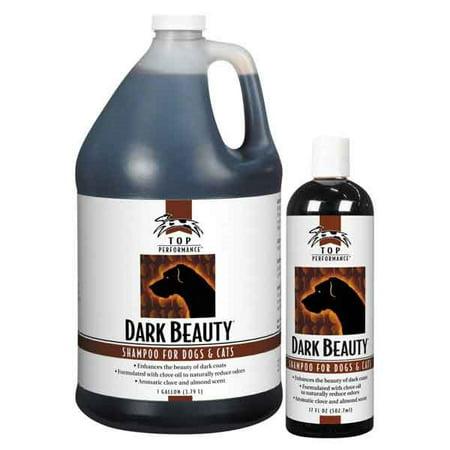 Top Performance Dark Beauty Shampoo 17 Oz Black Coat Shampoo
