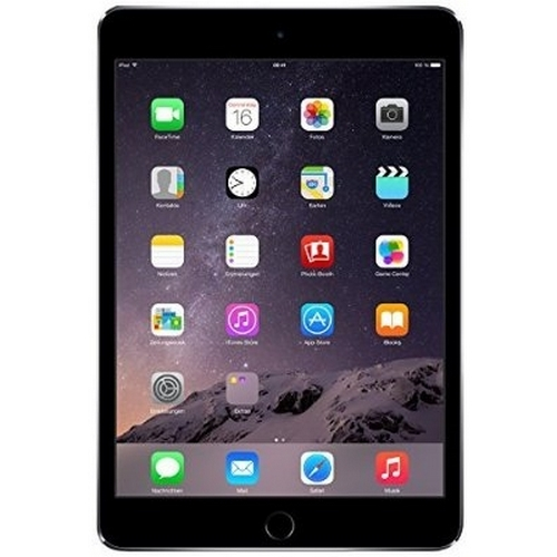 Refurbished Apple iPad mini 3 MGNR2LL/A (16GB, Wi-Fi, Space Gray)