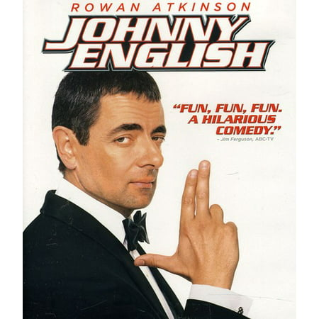 Johnny English  Blu Ray