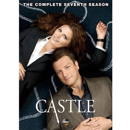 Castle: The Complete Seventh Season (Widescreen) by Buena Vista