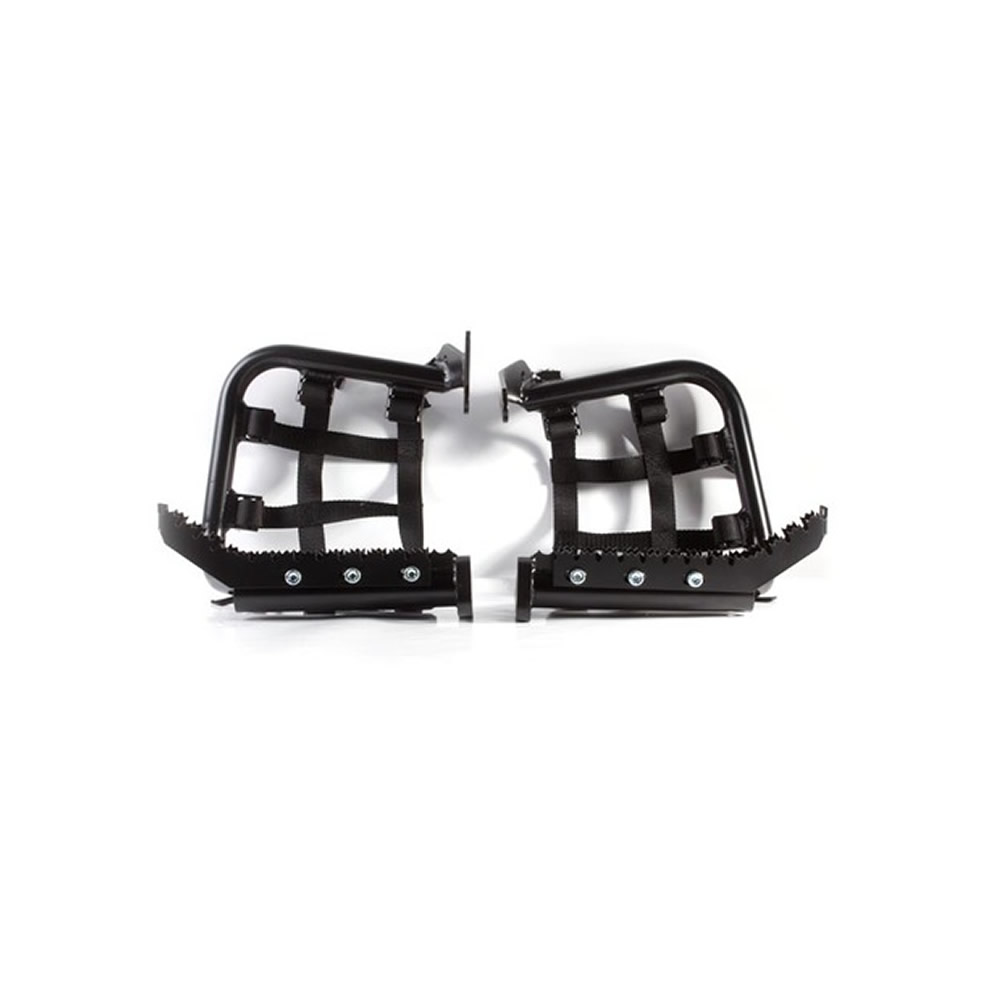 HMF IQ Heel Guards Yamaha YFZ 450 Carb 9414012361
