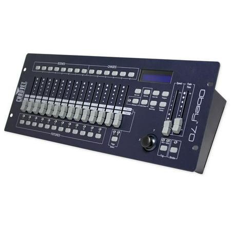 Chauvet DJ OBEY 70 DMX Lighting Controller For Church Stage Design