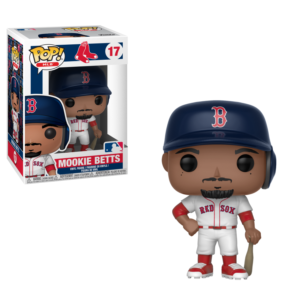 Funko POP MLB: S3- Mookie Betts